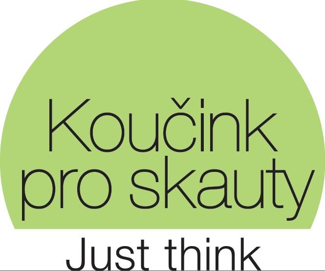 Logo Koučink pro skauty